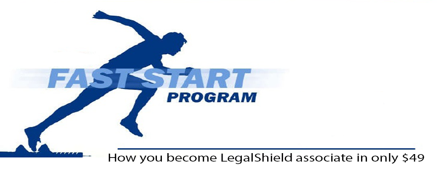 How you become LegalShield associate in only $49