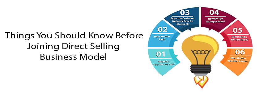 6 Important Questions Before Joining Direct Selling Business