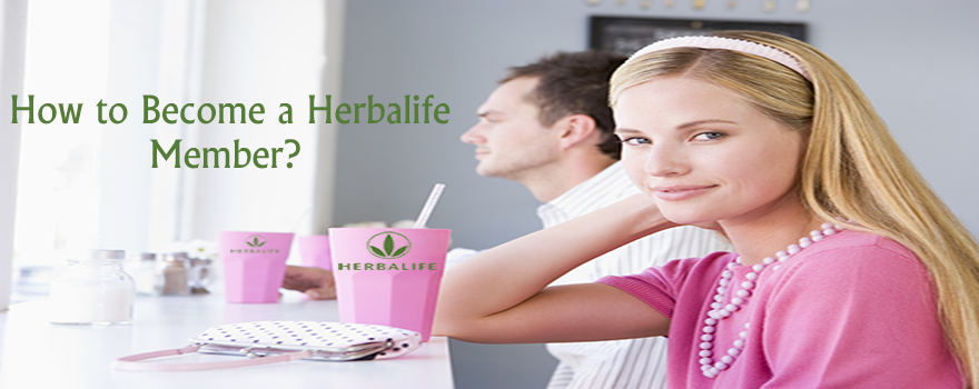 How to become a Herbalife Member?